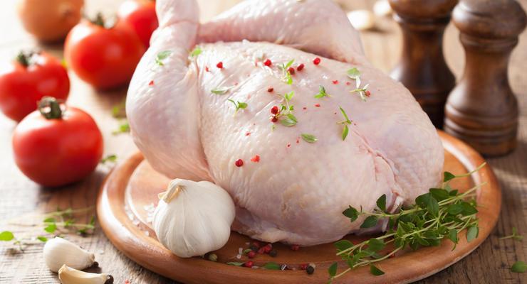 Названы части курицы, которые нельзя есть