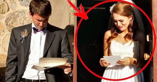 Жених прямо на свадьбе проучил невесту за измену.