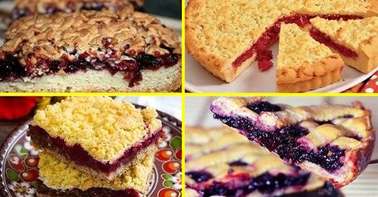 Пирог как у бабушки: 6 вкусных рецептов пирогов с вареньем