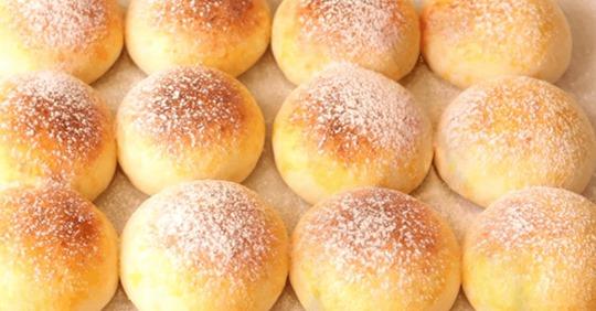 Творожные булочки к завтраку: вкусная простая и очень быстрая выпечка