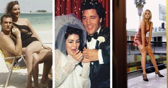 20+ новых архивных фото знаменитостей, какими вы их ранее не видели