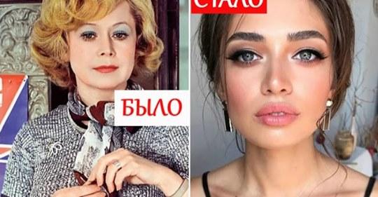 Бьюти ужасы СССР. Разница между советским и современным макияжем