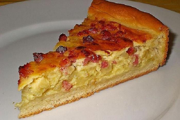 Прожив несколько лет в Германии, научилась делать швабский луковый пирог: рецепт простой, а вкус фантастический