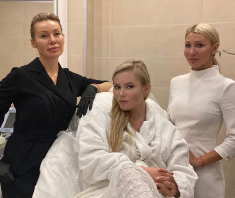 Необычный способ борьбы с лишним весом: Дана Борисова намеревается худеть с помощью заморозки жировых отложений