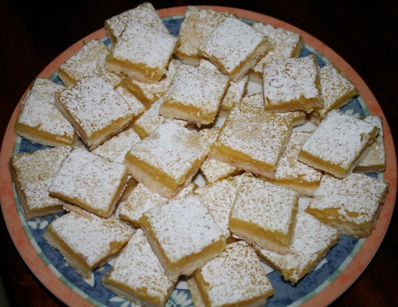 Готовить можно хоть каждый день, все равно съедят тут же: рецепт печенек лимонок