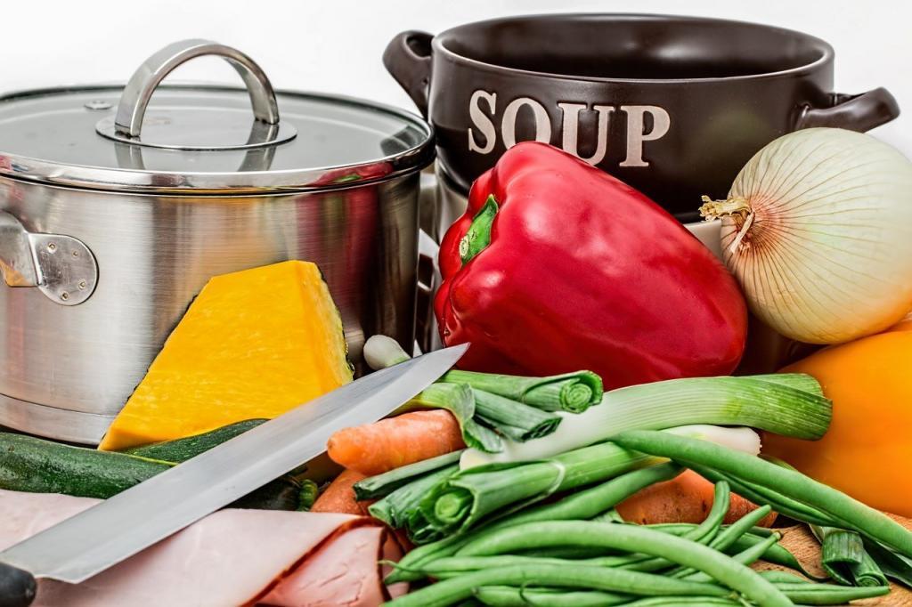 Придаем супам изысканный вкус: соевый соус и другие непривычные специи