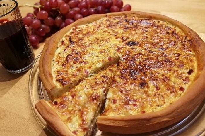Вместо пиццы делаю швабский луковый пирог: научилась, когда переехала в Германию