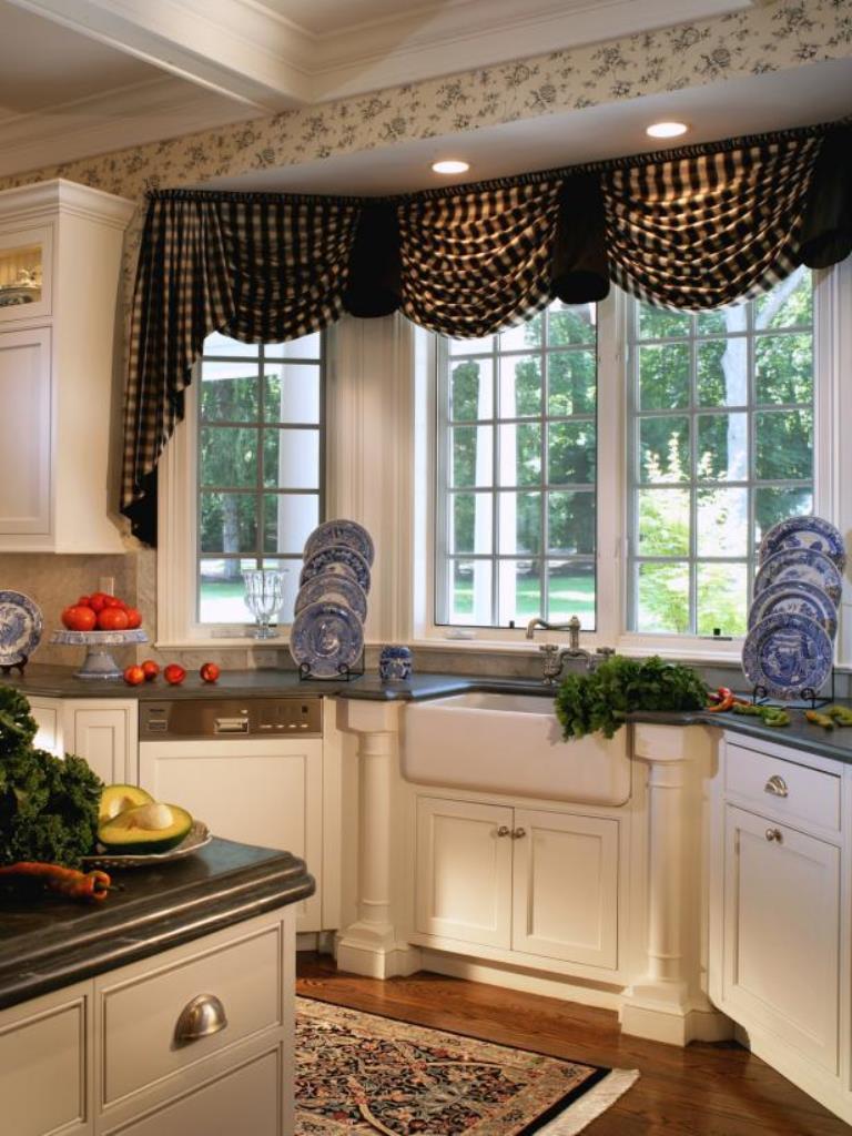 Новый кухонный тренд - фермерская мойка: неповторимый деревенский уют в современных интерьерах (фото)