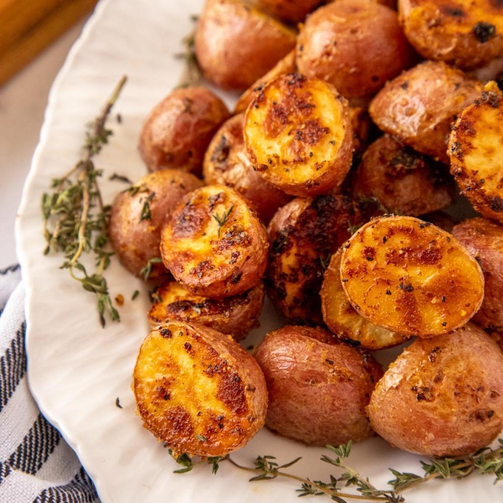 Однажды попробовав, готовлю только так: запеченный картофель с медом по рецепту от диетолога