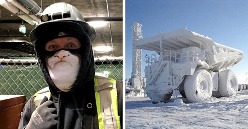 15+ убойных ледяных фотографий, которые во всей красе показывают, что с морозом шутки плохи