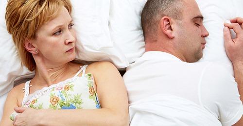 Муж во сне рассказал о своей второй семье