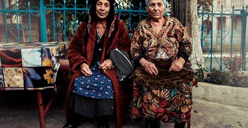 Странные гости старой цыганки. Удивительный рассказ