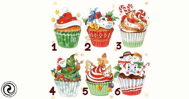 Выберите один из кексов и узнайте, каким будет для вас этот год