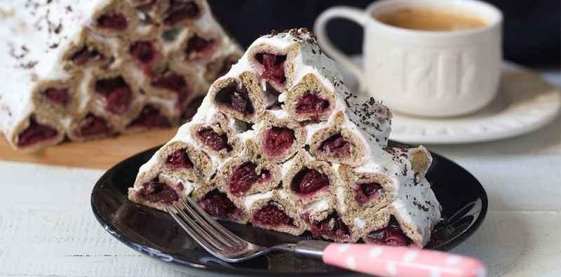 Любимый торт «Монастырская изба»