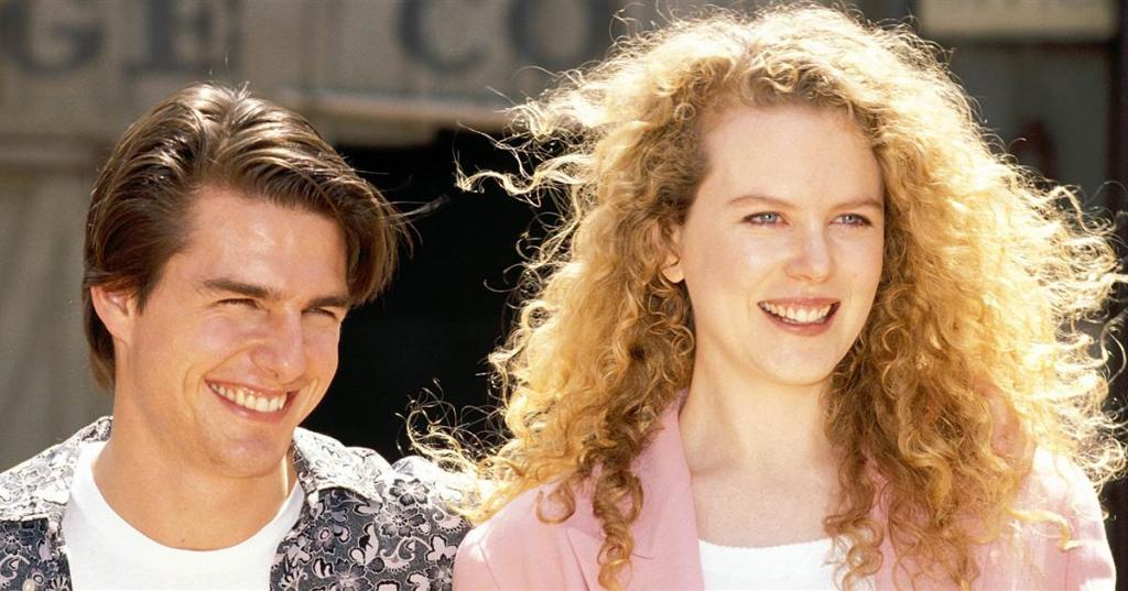 Жизнь была идеальной : какие отношения сейчас у Тома Круза и Николь Кидман