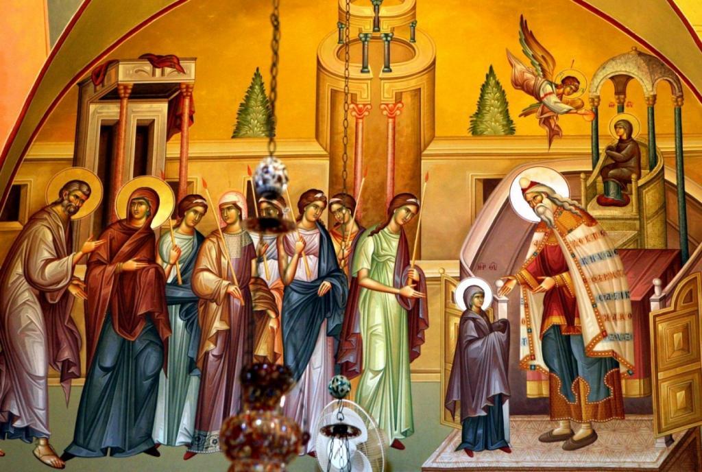 4 декабря - Введение Богородицы во храм: какую фразу должна проговорить девушка, мечтающая о замужестве