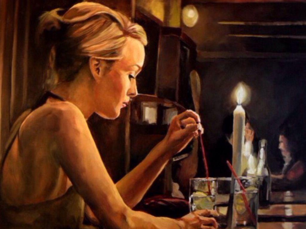 Ресторан, свечи и ужин в одиночестве: что означает этот сон и как правильно его толковать