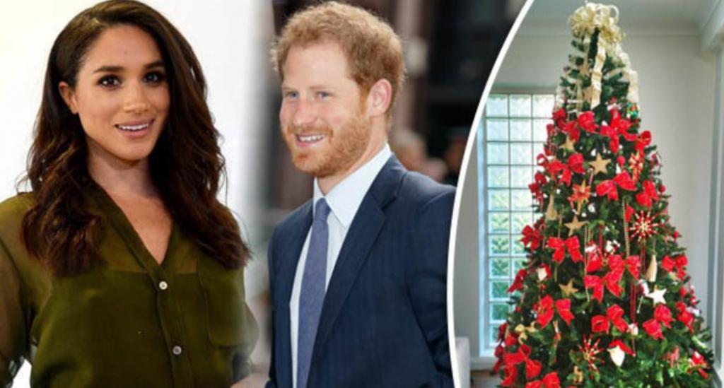 Меган Маркл и принц Гарри собираются украшать дом к Рождеству в Калифорнии