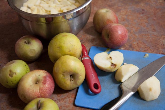 3 декабря - День яблочного пирога. Сделаю вкусный пирог с яблоками на кефире