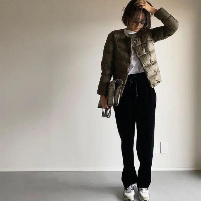 Как одеваться просто, но в то же время элегантно: женщинам после 35 может понравиться стиль японки Асами Тсубота, блогера и редактора модного журнала