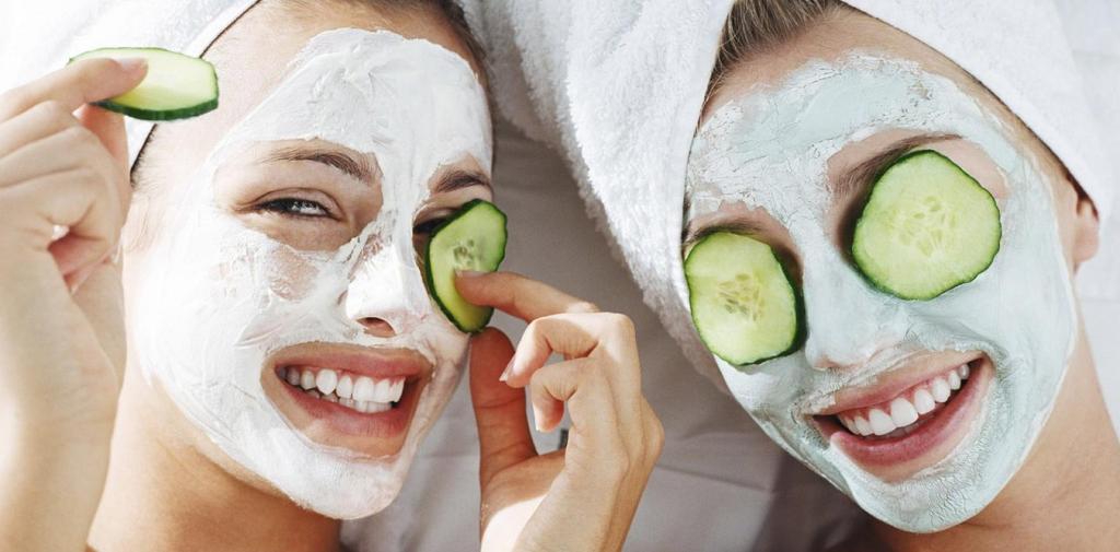 Крем с минеральными маслами и другие косметические средства, которые нельзя использовать на ночь
