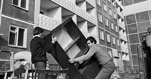 А было ли оно бесплатное жилье в СССР?