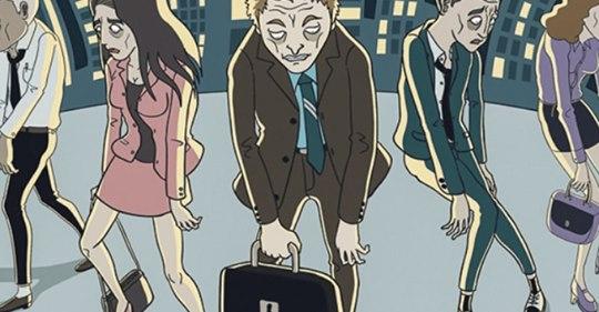 Ученый из Оксфорда подтверждает: начало учебы и рабочего дня раньше 10 часов утра – пытка