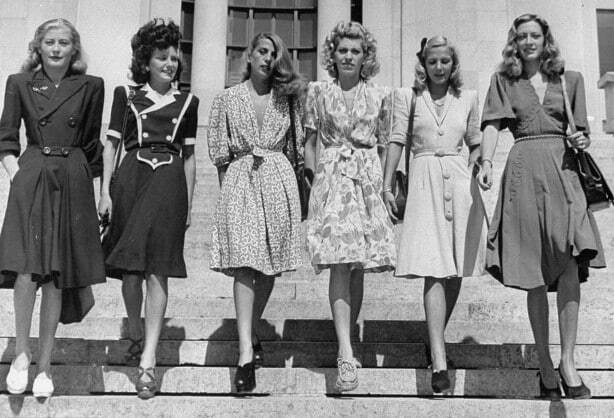 Как одевалась молодёжь 70-80-х годов? Капризы моды того времени