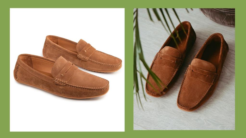 Выбираем мужскую обувь