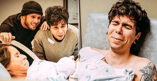 «Любимый сын и его муж счастливы»: 61-летняя американка родила внучку для сына и его мужа