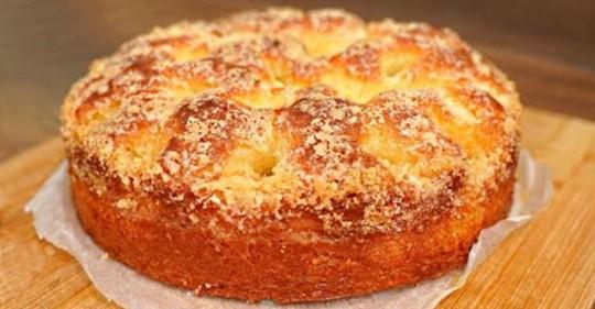 Рецепт нежнейшего пирога, который нравится всем больше, чем торт, а готовится в 100 раз проще