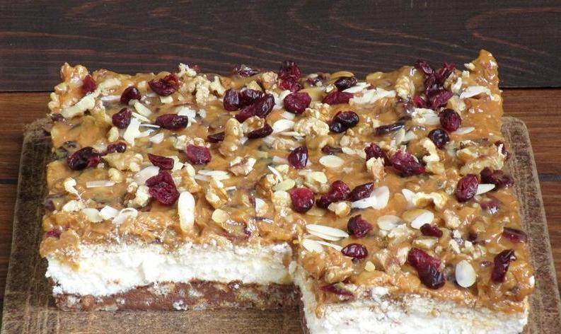 Торт Исида - мой коронный десерт. Готовится без выпечки: рецепт