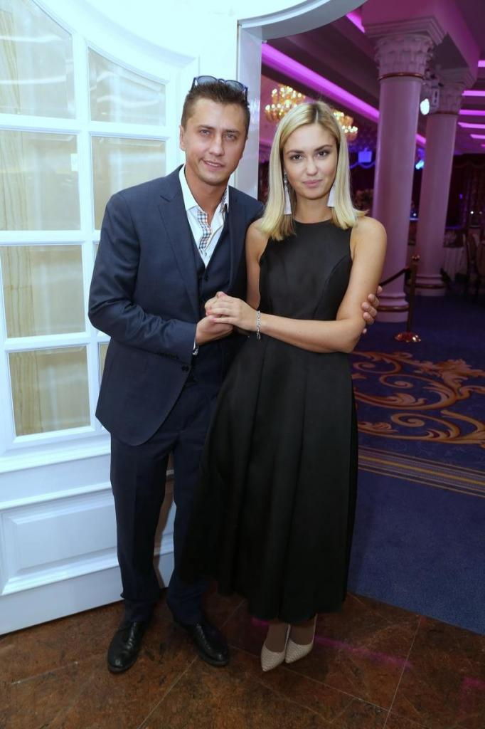 Агата Муцениеце заявила, что чувствовала себя в браке с Прилучным подавленно