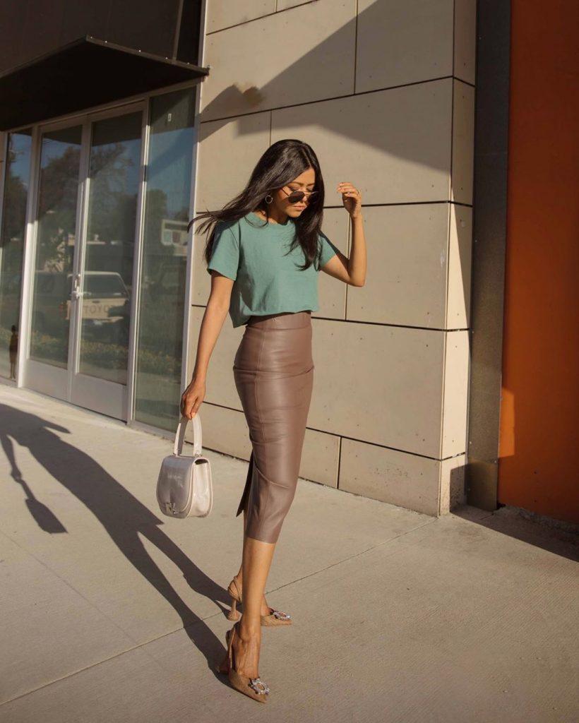 С пуговицами, на запах и не только: подборка модных юбок, которые будут в тренде уже этой весной
