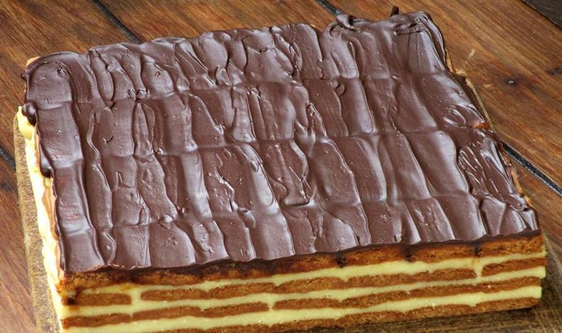 Когда времени совсем мало, делаю свой любимый экспресс торт  Кармен  без выпечки: рецепт