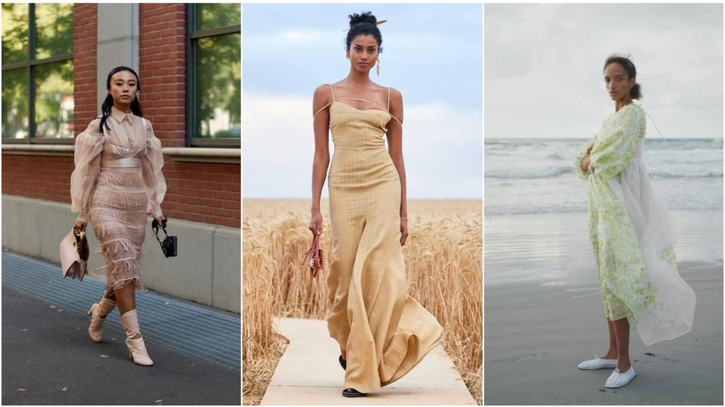 Пастельные тона в одежде – тренд 2021: действуют успокаивающе и поднимают настроение