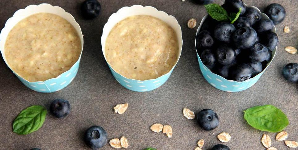 Маффины из полбы с черникой: рецепт вкусного и полезного десерта
