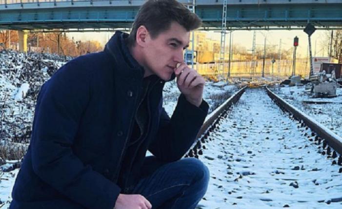 Верни свой цвет!: Алексей Воробьев перекрасился в блондина