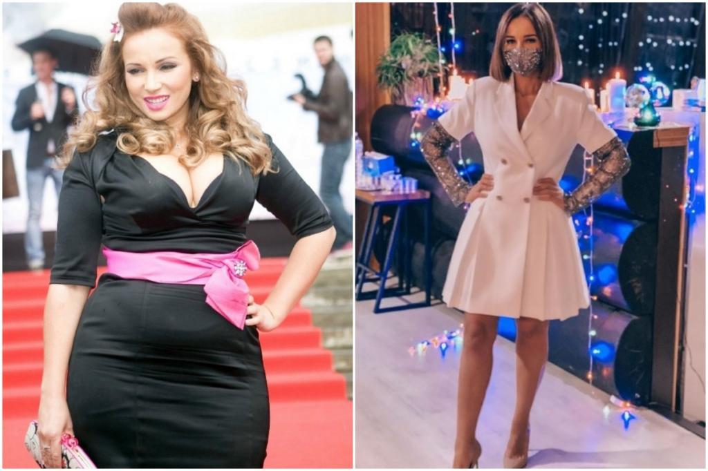 Их не узнать... 10 российских звезд, которые очень сильно похудели за последние годы