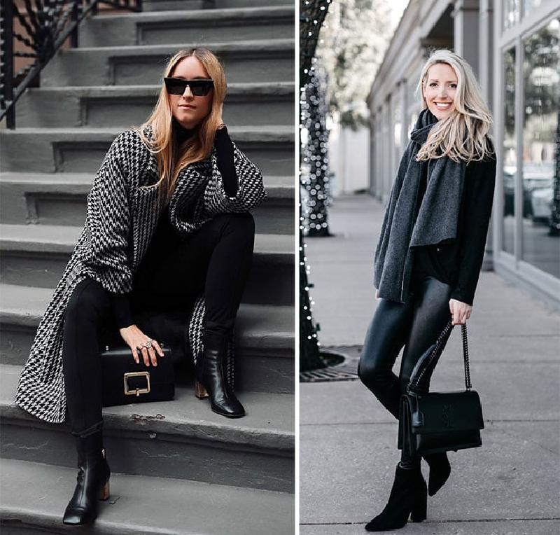 С чем носить ботинки и полусапожки, чтобы выглядеть модно и со вкусом: идеи стильных образов с актуальными моделями обуви