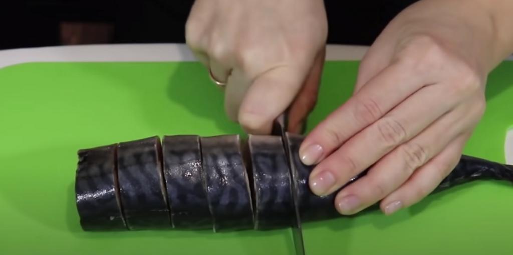 Рецепт изумительно вкусной рыбки. Теперь готовлю скумбрию только так