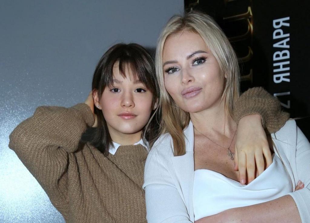 Дана Борисова показала дочь, с которой долго не удавалось наладить отношения