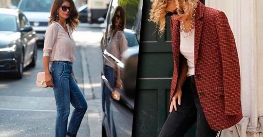 Джинсы после 50 лет: как носить, чтобы выглядеть стильно и достойно?