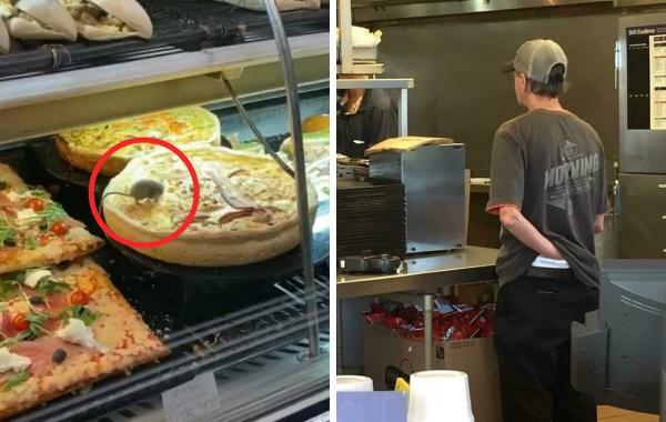 20 раз, когда люди сфотографировали в ресторанах мерзкие ситуации, и вы вряд ли захотели бы там есть