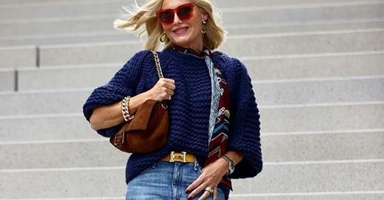Образы с джинсами 2021: 10 оригинальных примеров для любого случая