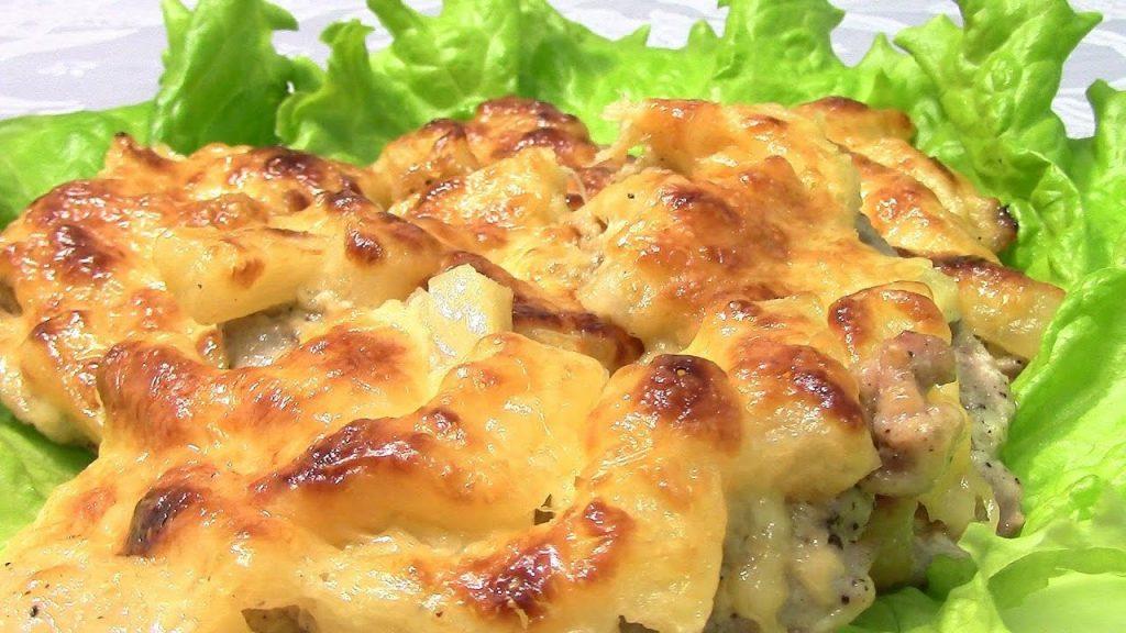 Необычное и вкусное сочетание: свинина с ананасами!