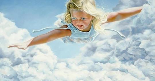 Когда выходите из квартиры позовите Ангела с собой и ваш день будет удачным.