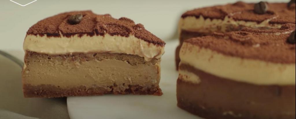 Соединяем в одном десерте два любимых торта – кофейный чизкейк а-ля тирамису (легко повторить)