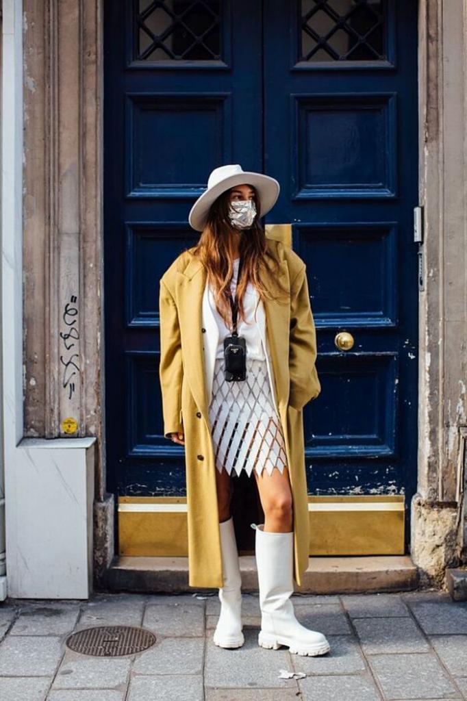 Трендовые тенденции сумок на весну-2021: модные модели в стиле стритстайл (три в одном, бахрома, геометрия)