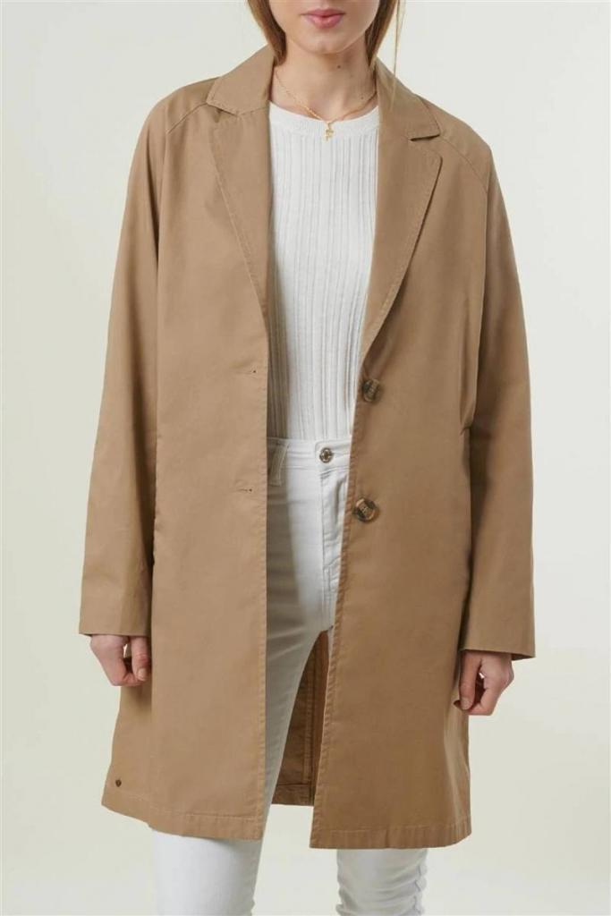 Модницам на заметку: трендовые легкие куртки и плащи на весну 2021 (модные образы)